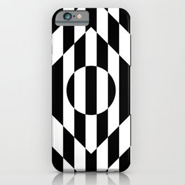 Hot Spot Rhombus iPhone Case