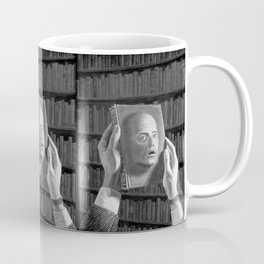 Don't Read Me Coffee Mug