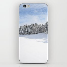 Charteuse Mountain2 iPhone Skin