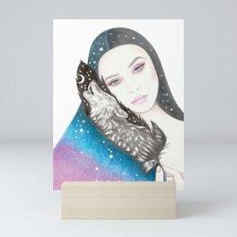 Spirit Walker Mini Art Print