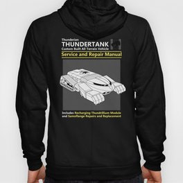 Thundertank Service and Repair Manual Hoody