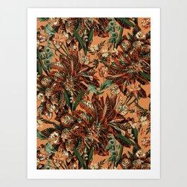 Tropical Garden V Art Print