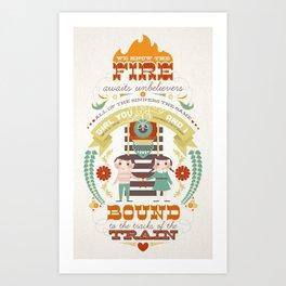 Unbelievers Art Print