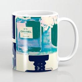 CC No.5 Fashion Collage Coffee Mug
