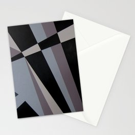 Razzle Dazzle Camouflage Graphic Art Stationery Cards