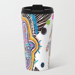Hamsa Hand II Travel Mug