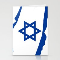 israel Stationery Cards featuring israel by mark ashkenazi