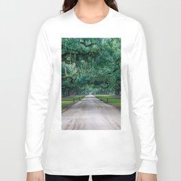 Tangled Trees Long Sleeve T-shirt
