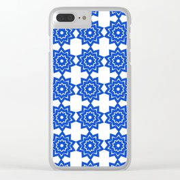 Pattern 30 Clear iPhone Case