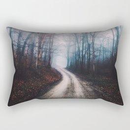 Beyond The Forest Rectangular Pillow