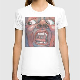 In the Court of the Crimson King Expanded Edition by King Crimson T-shirt