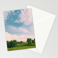 Tennessee Fields Stationery Cards