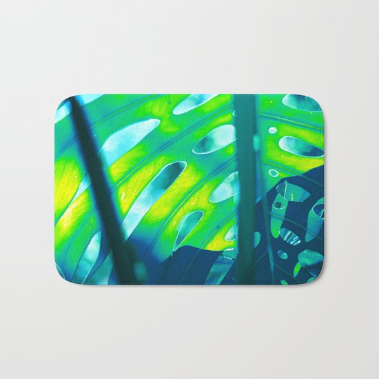 Tropical Exuberance III Bath Mat