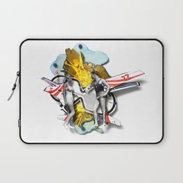 Speed Date   Collage Laptop Sleeve