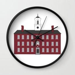 Cutler Hall Wall Clock