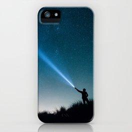The Night Sky iPhone Case