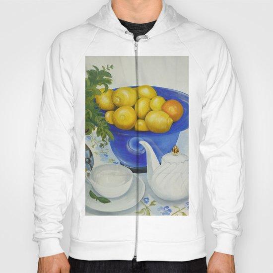 Lemon Tea Hoody