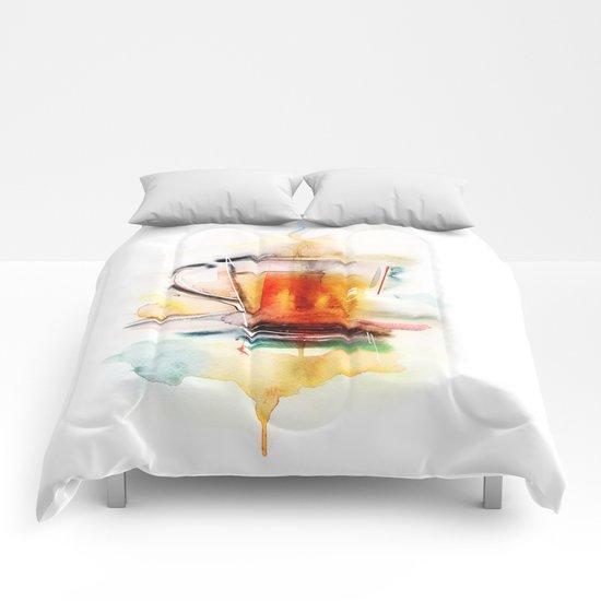 Black tea Comforters