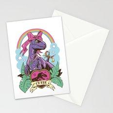 Jurassic Cutie Stationery Cards