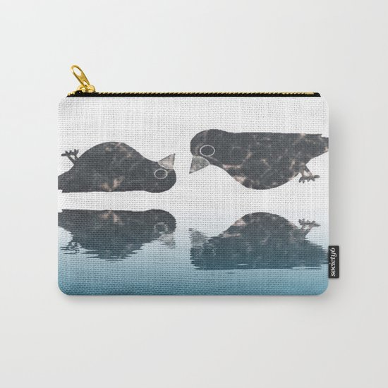 crow-182 Carry-All Pouch
