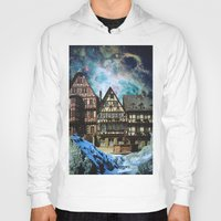 germany Hoodies featuring Impossible Germany by John Turck