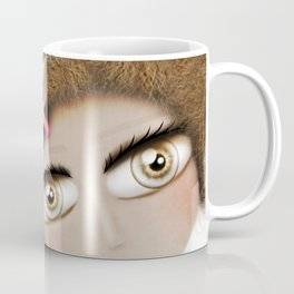 I can not take my eyes out of you Coffee Mug