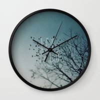 let it go Wall Clocks featuring Let Go by Brandy Coleman Ford