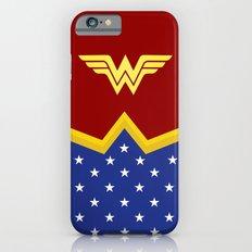 Wonder Of Woman - Superhero iPhone 6s Slim Case