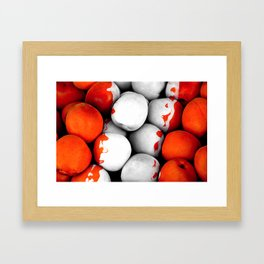 Fruits and berrys II Framed Art Print