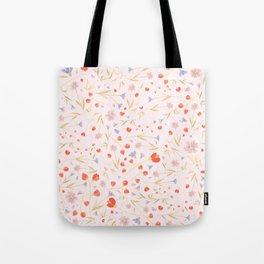 W/LDFLOWERS Tote Bag
