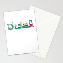 Lablife design Gift Hashtag lab life PhD Science graphic Stationery Cards