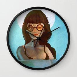 Daria Wall Clock