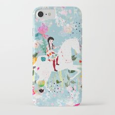 Storybook Horse Slim Case iPhone 7