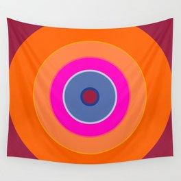 Color Circle Wall Tapestry