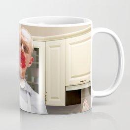 Kiss the Cook. Coffee Mug