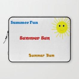 Summer Bum Laptop Sleeve