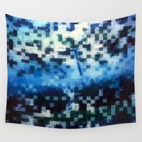 fog Wall Tapestries featuring Fog by MonsterBrown