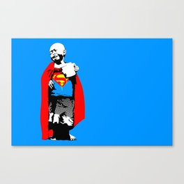 waiting for hope Canvas Print