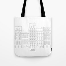 Untapped Paris Tote Bag