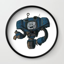 Yes Man - Fallout: New Vegas Wall Clock
