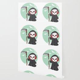 Grim Reaper Grim Reaper Dead witizg Halloween Gift Wallpaper