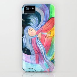Mother Earth iPhone Case