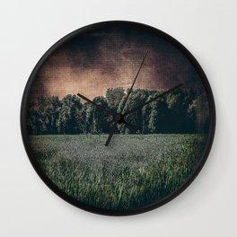Twilight Dream Wall Clock