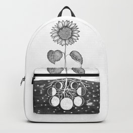Prāṇa (Life Force) Backpack