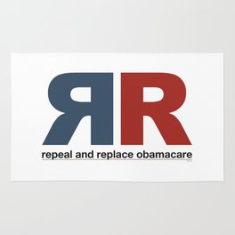 Repeal And Replace Obamacare Rug