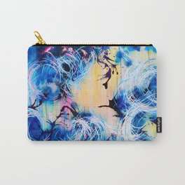 Falling Towards The Sky Carry-All Pouch