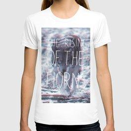 Cloudy Wolf T-shirt