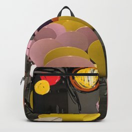 Seeing Dots Backpack