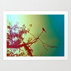 chirp. Art Print