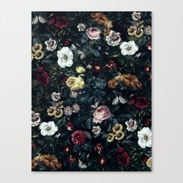 Botanical Garden V Canvas Print